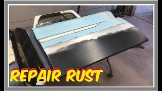 Download Outer door bottom rust repair Video