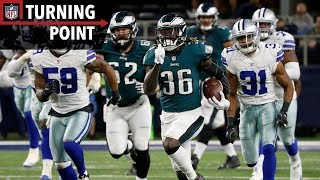 Download Jay Ajayi Helps Eagles Fly Past the Cowboys (Week 11) | NFL Turning Point Video