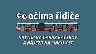 Download POV očima autobusáka - nástup a nájezd na linku X17 Video