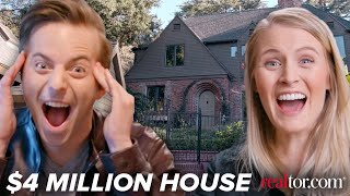 Download Couple Tours A $4 Million Dollar Dream House • Ned & Ariel Video