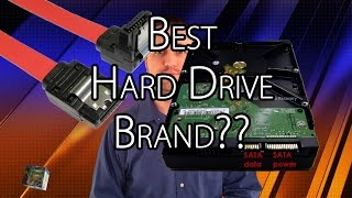 Download Best Hard Drive Brand, Seagate, Western Digital or HGST? Video