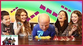 Download TRY NOT TO LAUGH KIDS JOKES! / That YouTub3 Family Video