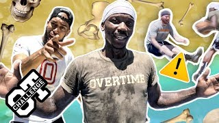 Download Streetball Legend BONE COLLECTOR Snaps Harlem In The Overtime Challenge! Calls Out JULIAN NEWMAN 😱 Video
