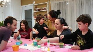 Download Heghineh Family Vlog #91 - Զատիկի Նախօրեն - Heghineh Cooking Show in Armenian Video