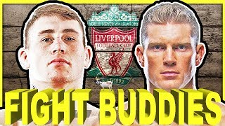 Download 🔴 UFC FIGHT NIGHT 130 'WONDERBOY' VS TILL LIVE REACTION!! Video