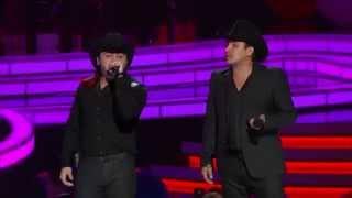 Download Julion Alvarez y Gerardo Ortiz - Premios de la Radio 2014 Video
