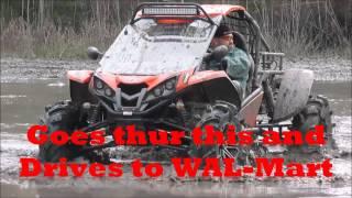 Download 2013 Renli 1100cc Under Water East Coast Mud Park, GA OcalaATV Video