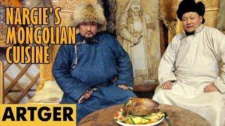 Download Nargie's Mongolian Cuisine: SHEEP HEAD (Genghis Khan's Favorite Dish) S1/E10 Video