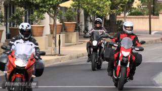 Download Middleweight Sport-Touring Shootout Video