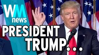 Download Trump Wins the White House! 5 Need to Know Facts! Video
