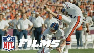 Download The Era of the Barefoot Kicker | NFL Films Presents Video