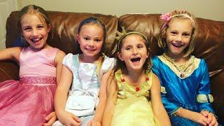 Download Princess Cousins REUNITE Video