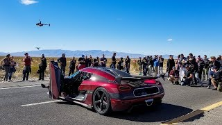 Download Koenigsegg Agera RS DESTROYS Bugatti World Speed Record Video