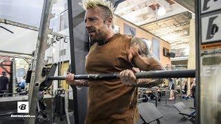 Download Biceps and Triceps Workout | Day 38 | Kris Gethin's 8-Week Hardcore Training Program Video