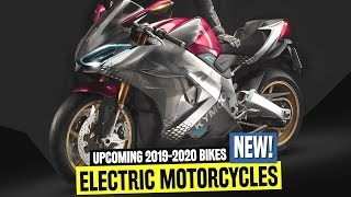 Download 7 Best New Electric Motorcycles for 2019-2020 ft. Upcoming HD Livewire Video