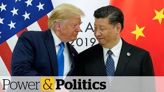 Download Trump hits China with tariff hike amid growing trade dispute   Power & Politics Video