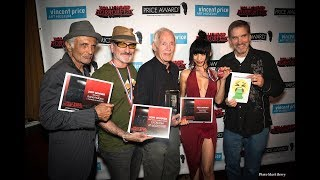 Download Exorcism at 60,000 Feet Q&A with cast and awards presentations at Hollywood Horrorfest Video