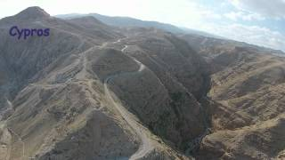 Download 11 Road from Jericho to Jerusalem from the Air - דרך יריחו - ירושליים Video