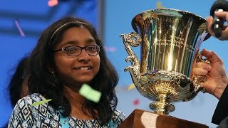 Download National Spelling Bee Champion Stunned at Win: 'It's Like a Dream Come True' Video