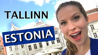 Download UNEDITED Estonia - Tallinn Facts and Guide Video