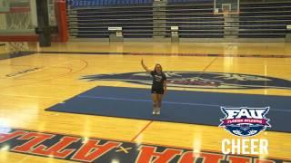 Download Florida Atlantic Cheer Tryouts Video