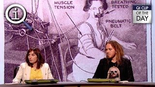 Download QI | What Is This Woman Doing? Video