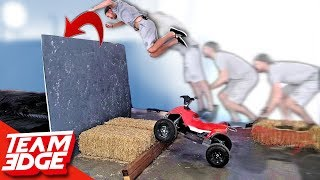 Download Dangerous Stunt Jump Competition! | Funny Fails!! Video