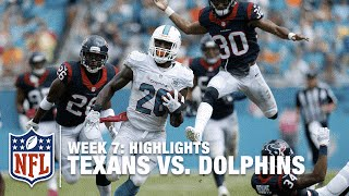 Download Texans vs. Dolphins | Week 7 Highlights | NFL Video