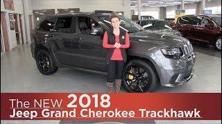 Download All-New 2018 Jeep Grand Cherokee Trackhawk - Elk River, Coon Rapids, Mpls, St Paul, St Cloud, MN Video
