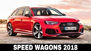 Download Top 10 Family Wagons Better and Faster than Sports SUVs in 2018 Video