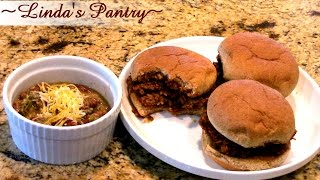 Download ~Sloppy Joe's From The Home Canned Pantry With Linda's Pantry~ Video