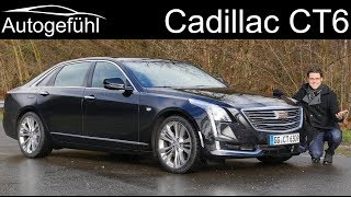 Download Cadillac CT6 FULL REVIEW luxury sedan 2018 - Autogefühl Video