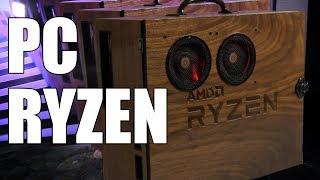 Download Montamos um PC Gamer AMD na caixa do Ryzen Video