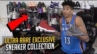 Download MY ULTRA RARE SNEAKER COLLECTION! New Exclusive Nike Shoes! 😱 Video