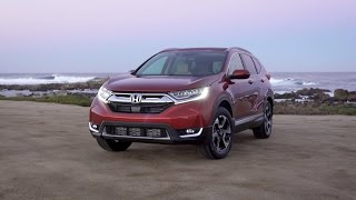 Download 2017 Honda CR-V Video