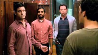 Download I Love You, Man (6/10) Best Movie Quote - Aziz Ansari, Fencing, and Joshua Tree (2009) Video