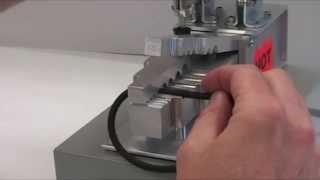 Download Rubber O-Ring Vulcanization Bonding Video