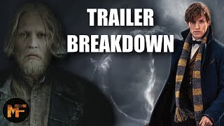 Download Crimes of Grindelwald Trailer Breakdown (+Easter Eggs/Thoughts on the Film) Video
