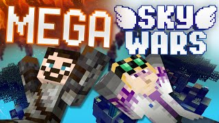 Download Minecraft Minigames - Mega Skywars with Duncan! Video