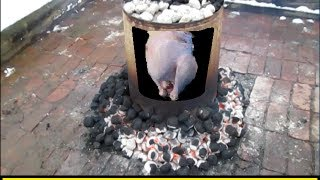 Download How To Cook a Trash Can Turkey (HowToLou) Video