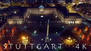 Download STUTTGART - Meine Stadt - My City in 4K - Aerial View DROHNE DJI Phantom & OSMO TIMELAPSE - Otarion Video