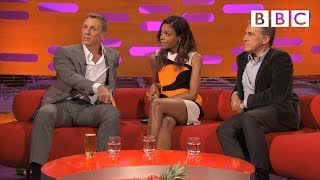 Download Daniel Craig and Christoph Waltz discuss filming injuries - The Graham Norton Show: Episode 5 - BBC Video