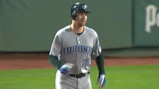 Download TOR@BOS: Lind hits three home runs for the Blue Jays Video