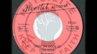 Download DARRELL BANKS - Open the door to your heart - REVILOT Video