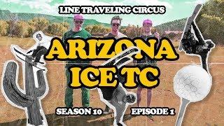 Download LINE Traveling Circus 10.1: Arizona Ice TC Video