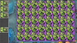 Download Plants vs Zombies 2 Hack - Tripitidora vs Plaga de Zombistein Video