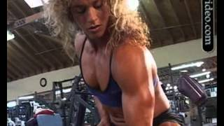 Download Female Muscle Montage Video