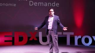 Download Oser l'improductivité | Davy Rey | TEDxUTTroyes Video