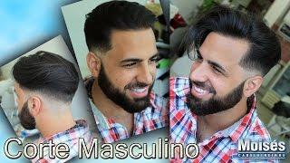 Download ✂ Corte Masculino Tesoura e Maquina Moisés de Carvalho Video
