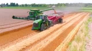 Download C&G Farms 2016 Illinois Wheat Harvest Video